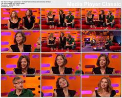 Maggie Gyllenhaal - Interview Graham Norton Show 22nd October 2010 hd