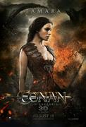 Rachel Nichols - Conan the Barbarian - Character Poster