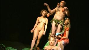 Thora Kleinert, Babett Arnold & Judith Evers Naked