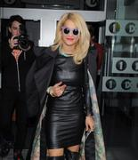 Rita Ora Leaving BBC Radio 1 in London 5th November x34
