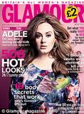 Adele Glamour UK July 2011