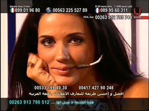 Joanna eUrotic TV Show