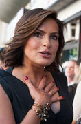 Mariska Hargitay- Hollywood Walk of Fame Ceremony 11/09/13 (HQ)
