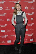 Brie Larson - The Spectacular Now premiere at Sundance 01/18/13