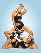 Kelly Kelly - Chad Griffith WWE Photoshoot